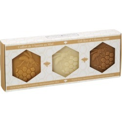 Honey Soap Gift Box found on Bargain Bro India from templeandwebster.com.au for $13.55