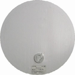 Round Thermomirror EZ Adhesive Demister Pad Size: 35cm H x 38cm W x 38cm D found on Bargain Bro Philippines from templeandwebster.com.au for $122.58