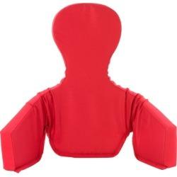 Lullie Baby High Chair Cushion Colour: Red