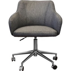 Huey Fabric Executive Office Chair found on Bargain Bro India from templeandwebster.com.au for $115.73