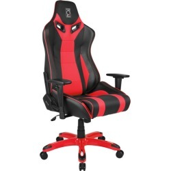 Alien Series Ergonomic Gaming Chair Colour: Black & Red found on Bargain Bro India from templeandwebster.com.au for $341.72