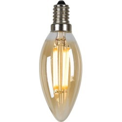 Amber E14 Candle Filament Bulb found on Bargain Bro Philippines from templeandwebster.com.au for $9.55