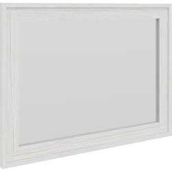 White Florida Wall Mirror found on Bargain Bro Philippines from templeandwebster.com.au for $122.58