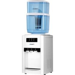 White 22L Devanti 3 Tap Water Cooler