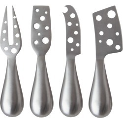 Set of 4 Salt & Pepper Fromage Knives found on Bargain Bro India from templeandwebster.com.au for $17.10