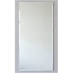Rectangle Series Bevel Edge Mirror Size: 90cm H x 90cm W x 8cm D found on Bargain Bro Philippines from templeandwebster.com.au for $177.37