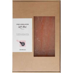Pink Rectangular Himalayan Salt Block Size: 20 x 30cm found on Bargain Bro India from templeandwebster.com.au for $33.93