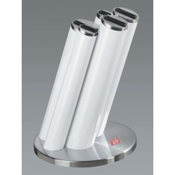 6 Piece Knife Pipe Stand Colour: White found on Bargain Bro Philippines from templeandwebster.com.au for $81.40