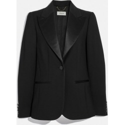 Tailored Blazer in Black - Size 10 found on MODAPINS from coach stores limited for USD $386.02