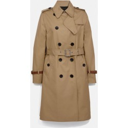 Trench Coat in Beige - Size 04 found on MODAPINS from coach stores limited for USD $700.14