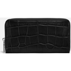 Accordion Wallet in Black found on Bargain Bro UK from coach stores limited