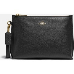 Charlie Pouch in Black found on Bargain Bro UK from coach stores limited