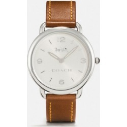 Delancey Slim Watch, 36mm in Brown - Size WMN found on Bargain Bro UK from coach stores limited