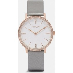 Audrey Watch, 35mm in Grey - Size WMN found on Bargain Bro UK from coach stores limited
