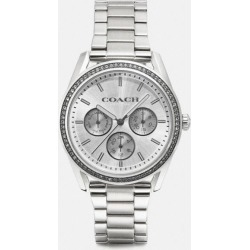 Preston Sport Watch, 36mm in Grey - Size WMN found on Bargain Bro UK from coach stores limited