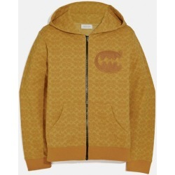 Signature Rexy By Guang Yu Hoodie in Yellow - Size L found on Bargain Bro UK from coach stores limited