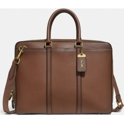 Metropolitan Slim Brief in Brown found on Bargain Bro UK from coach stores limited