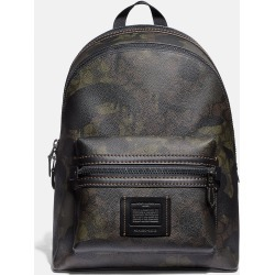 2e6db9c699e COACH Academy Backpack In Signature Canvas With Wild Beast Print - Men s  found on MODAPINS from