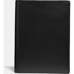 Passport Case in Black found on Bargain Bro UK from coach stores limited