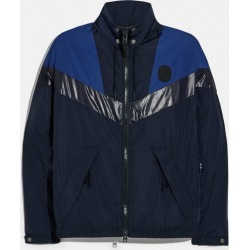 Packable Windbreaker in Blue - Size 50 found on Bargain Bro UK from coach stores limited