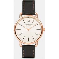 Delancey Slim Watch in Black - Size MEN found on Bargain Bro UK from coach stores limited