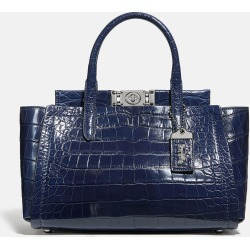 COACH Troupe Carryall In Alligator - Women's