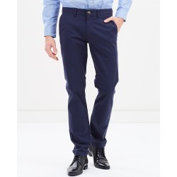 Ben Sherman - Slim Stretch Chinos - Pants (Navy) Slim Stretch Chinos found on Bargain Bro Philippines from THE ICONIC for $82.14