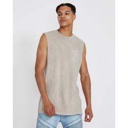 Standard - Alien Muscle Tee - T-Shirts & Singlets (TAN) Alien Muscle Tee