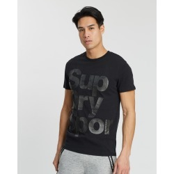 Superdry Sport - Combat Camo Tee - Short Sleeve T-Shirts (Black) Combat Camo Tee found on Bargain Bro India from THE ICONIC for $28.69