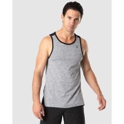 WPN. - React Tank - T-Shirts & Singlets (Grey) React Tank found on Bargain Bro Philippines from THE ICONIC for $40.40