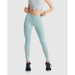 The Brave - Women's Elevate Full Length Tights - Full Tights (Green) Women's Elevate Full Length Tights found on Bargain Bro Philippines from THE ICONIC for $54.75