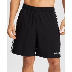 adidas Performance - Essentials 3 Stripes Chelsea Shorts Men's - Shorts (Black & White) Essentials 3-Stripes Chelsea Shorts - Men's found on Bargain Bro Philippines from THE ICONIC for $30.82