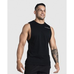 The Brave - Limitless Tank - Muscle Tops (Black) Limitless Tank