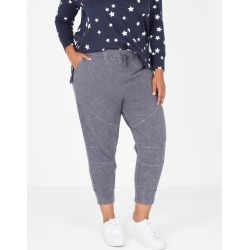 Love Your Wardrobe - Weekender Washed Pants - Sweatpants (Charcoal) Weekender Washed Pants