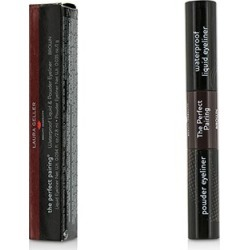 Laura Geller The Perfect Pairing Waterproof Liquid & Powder Eyeliner - # Brown 3.8g/0.129oz
