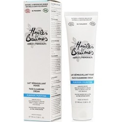 Huiles & Baumes Purifying Face Cleansing Cream 100ml/3.38oz