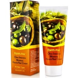 Farm Stay Olive Intensive Moisture Hand & Nail Cream 100ml/3.38oz