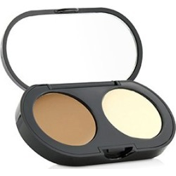 Bobbi Brown New Creamy Concealer Kit - Golden Creamy Concealer + Pale Yellow Sheer Finish Pressed Powder 3.1g/0.11oz