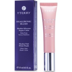 By Terry Hyaluronic Blush Hydra Veil Print Flush - # 1 Peach Posh 15ml/0.5oz found on Bargain Bro Philippines from Strawberry Cosmetics for $39.00