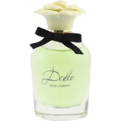 Dolce & Gabbana Dolce Eau De Parfum Spray 50ml/1.6oz found on Bargain Bro Philippines from Strawberry Cosmetics for $74.50
