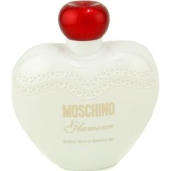 Moschino Glamour Bubble Bath & Shower Gel 200ml/6.7oz found on Bargain Bro Philippines from Strawberry Cosmetics for $22.00
