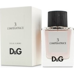 Dolce & Gabbana D&G Anthology 3 L'Imperatrice Eau De Toilette Spray 50ml/1.6oz found on Bargain Bro India from Strawberry Cosmetics for $47.00