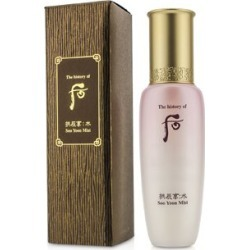 Whoo (The History Of Whoo) Gongjinhyang Soo Soo Yeon Mist 100ml/3.4oz found on Bargain Bro India from Strawberry Cosmetics for $51.00