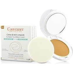 Avene Couvrance Compact Foundation Cream SPF 30 - # 03 Beige (Oil Free Texture, For Normal To Combination Sensative Skin) 10g/0.