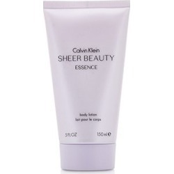 Calvin Klein Sheer Beauty Essence Body Lotion 150ml/5oz found on Bargain Bro Philippines from Strawberry Cosmetics for $27.00
