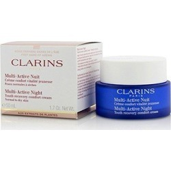 Clarins Multi-Active Night Youth Recovery Comfort Cream (Normal to Dry Skin) 50ml/1.7oz