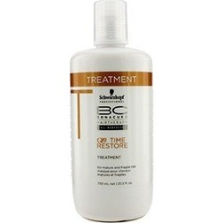 Schwarzkopf BC Time Restore Q10 Plus Treatment - For Mature and Fragile Hair (New Packaging) 750ml/25.5oz