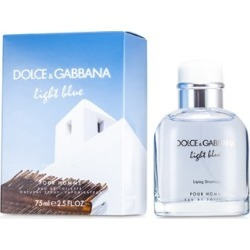 Dolce & Gabbana Light Blue Living In Stromboli Eau De Toilette Spray 75ml/2.5oz found on Bargain Bro Philippines from Strawberry Cosmetics for $57.50