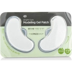 The Face Shop Bright Eyes Modeling Gel Patch 5x4g/0.14oz