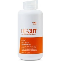 HerCut Curly Dry Hair Shampoo 300ml/10oz